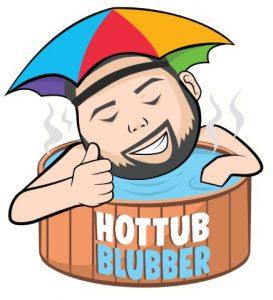 Hot Tub Blubber Logo